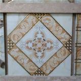 Azulejo de suelo de cerámica de la venta directa de la fábrica 40X40, azulejos de mármol hermosos