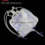 Kundenspezifischer gedruckter verpackender einzelner Gebrauch-Krankenhaus-Urin-Beutel