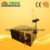 Singola pompa magnetica capa di vendita calda che riempie macchina liquida
