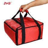Entrega de comida aquecida impermeável sacos quente Segure 3 14Pizza Box