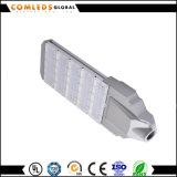 Koele Witte LEIDENE van Meanwell van het Aluminium Straatlantaarn voor Vierkant