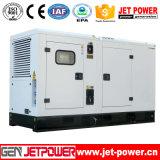 commutateur diesel silencieux de transfert d'Aotomatic de groupe électrogène de Cummins du générateur 125kVA
