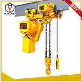 palan électrique à chaîne de 3 tonnes Ultra HHBB03-01Low-Headroom Type (SL)