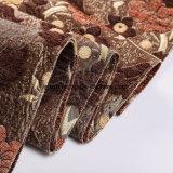 """Materiale 100% del poliestere e 55/56 """" di tessuto da arredamento del Chenille di larghezza"""