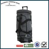 Катят перемещением, котор вагонетка багажа Duffle носит мешок Sh-17080103