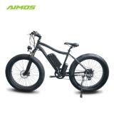 Grasa 4.0 potente de los neumáticos de nieve y la arena de playa a 48V 1000W Bicicleta eléctrica