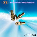 CNC обрабатывающий латунной трубки вставьте гайку Custom Auto детали