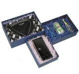 Envases de cartón plegado Caja de regalo o más reciente de diseño de caja de zapatos de almacenamiento de papel