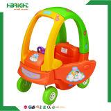 Carro de compra Rentable plástico do brinquedo das crianças do supermercado para o bebê