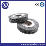 Escova Industrial personalizados escova roda para polimento de Rebarbação (WB-100062)