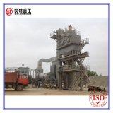 Centrale de malaxage chaude d'asphalte de mélange de 120 t/h pour l'infrastructure