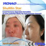 Mantener la piel de Estrellas Shumin Factor hidratante natural