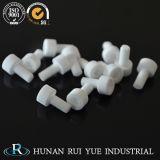 Parti di ceramica della buona dell'isolamento di resistenza all'usura Al2O3 piastrina dell'allumina