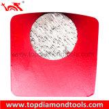 Плиты диаманта Husqvarna меля для пользы на конкретный полировать пола