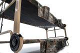 カムO寝台Realtree Xtra 82 inに。 大きい二段ベッド