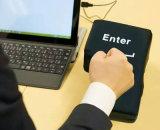 De Gift USB van Kerstmis van de Spanning van het Bureau van de computer gaat Sleutel in