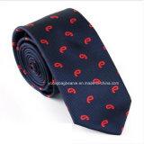Cravate florale en soie pour l'homme