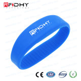 Ntag203 impermeabilizzano il Wristband del silicone RFID