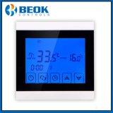 Pantalla táctil de la alta calidad y termóstato programable de Digitale del regulador de la temperatura ambiente