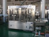 Máquina de rellenar del embalaje de la embotelladora del agua con la planta del RO del agua