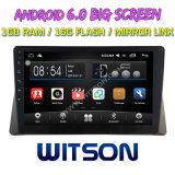 """Witson 10.2 """"ホンダの第8世代別調和2008-2013年のための大きいスクリーンのアンドロイド6.0車DVD"""