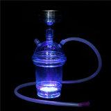 De Vaas + de Pijpen van Wholesalwater van de Fabriek van China voor de Rokende de e-Sigaret van de Waterpijp van Cigarett Shisha van de Pijp van het Glas van de Staaf Shisha Rokende Mini Elektronische Verstuiver van de Waterpijp van het Glas