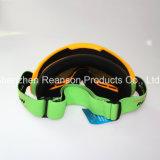 Anteojos dobles del esquí de las lentes de la alta calidad