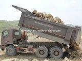 Тележка сброса короля Mining тонны 420HP Sinotruk HOWO 6X4 60 (грузовик сброса)