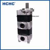 Doppia pompa a ingranaggi idraulica di lunga vita Cbkl per il circuito idraulico