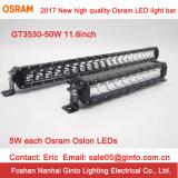一義的なデザイン50W 11.5inch Osram LEDライトバー(GT3530-50)
