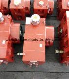 Getriebe Zlyj173 für Belüftung-Rohr-Strangpresßling-Zeile