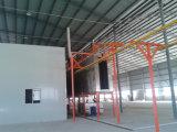 Fabrik-Großhandelspuder-Beschichtung-Zeile 2017 für Metallprodukte