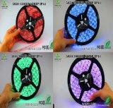 Indicatore luminoso di striscia flessibile di SMD 5050 LED con una garanzia da 4 anni