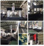Centro de mecanizado de pórtico de la máquina para la elaboración de metales