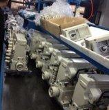 Overlock Vier de Industriële Naaimachine van Draden