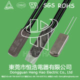 Bw9700止め処置のサーモスタット、Bw9700温度によって切り取られるスイッチ