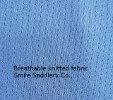 Le contraste colore les collants d'équitation de silicones de connexions de genou (SMB1733)