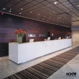 Bureau de haute qualité comptoir bar comptoir de réception blanc