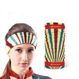Assorbire il foulard multifunzionale UV senza giunte della sciarpa di collo del tubo del sudore (YH-HS401)