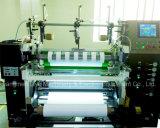 Servolaufwerkaufschlitzender Li-Batterie-Trennzeichen-Hochgeschwindigkeitsfilm Sliter und Rückspulenmaschine
