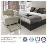 セットされる寝室の家具が付いている最新のSmarnessのホテルの家具(YB017)