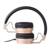 Picun verdrahtete Kopfhörer mit Mikrofon über Ohr-Kopfhörer-Baß-Hifiton