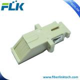 Fibre optique FTTH FTTX Sm mm Auto Adaptateur Sc de l'obturateur ouvert UPC/APC avec ou sans bride