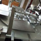 Imprimante à plat automatique d'écran avec le Tableau rotatoire pour le collage de papier