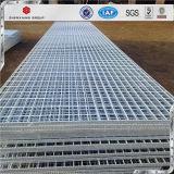 De Zwarte die van China Tianjin GB Q235 Vlakke Grating van het Staal van de Staaf Vervaardiging scheuren