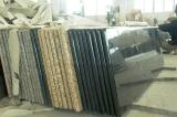 Mattonelle nere delle lastre del granito dello Shanxi