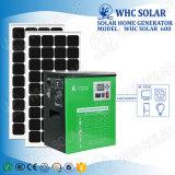 高容量電池500Wの太陽ホーム発電機で構築される実用的