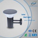 An der Wand befestigtes helles angeschaltenes im Freiensicherheits-Solarlicht
