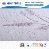 Tissu de matelas de lavande