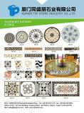 대중적인 Natural Marble Stone Floor Medallion 또는 Marble Waterjet/Marble Pattern